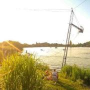 Wasserskianlage Leuben